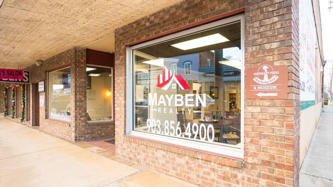 Mayben Realty Offices in Pittsburg